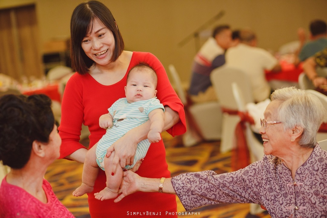 New Born 100 Days Celebration Party at  The Boulevard Hotel Kuala Lumpur_00019