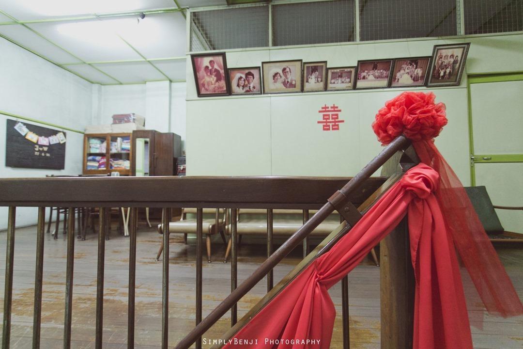 Village Style Vintage Classic Chinese Wedding Gate Crashing at Karak & Wedding Reception at Sin Choi Wah Restaurant_00005