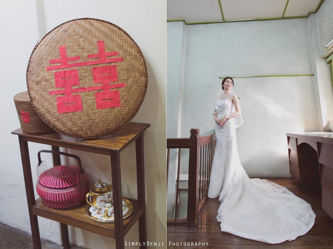 Village Style Vintage Classic Chinese Wedding Gate Crashing at Karak & Wedding Reception at Sin Choi Wah Restaurant_00006