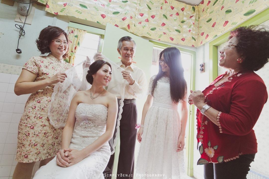 Village Style Vintage Classic Chinese Wedding Gate Crashing at Karak & Wedding Reception at Sin Choi Wah Restaurant_00023