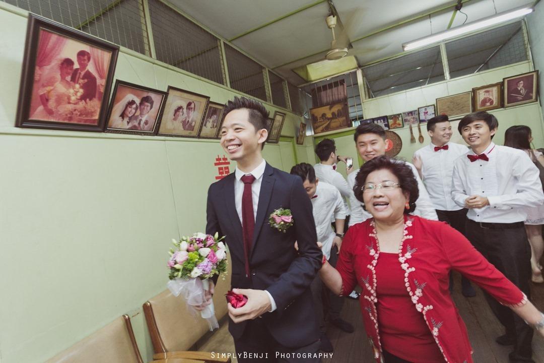 Village Style Vintage Classic Chinese Wedding Gate Crashing at Karak & Wedding Reception at Sin Choi Wah Restaurant_00024