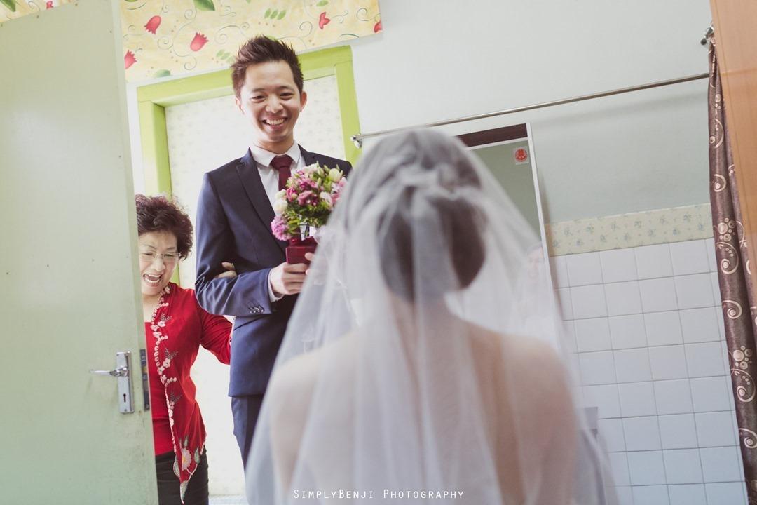 Village Style Vintage Classic Chinese Wedding Gate Crashing at Karak & Wedding Reception at Sin Choi Wah Restaurant_00025