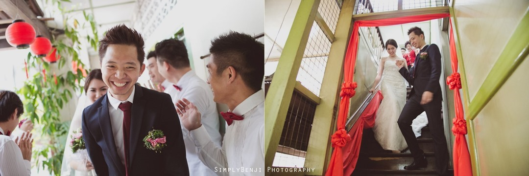 Village Style Vintage Classic Chinese Wedding Gate Crashing at Karak & Wedding Reception at Sin Choi Wah Restaurant_00027