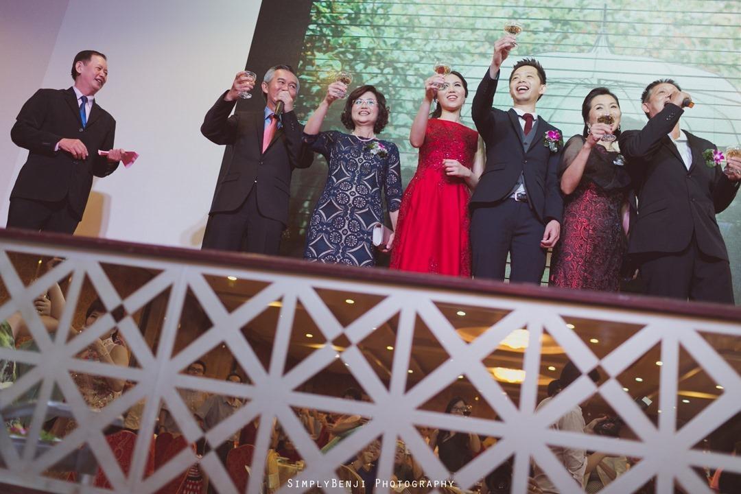 Village Style Vintage Classic Chinese Wedding Gate Crashing at Karak & Wedding Reception at Sin Choi Wah Restaurant_00042