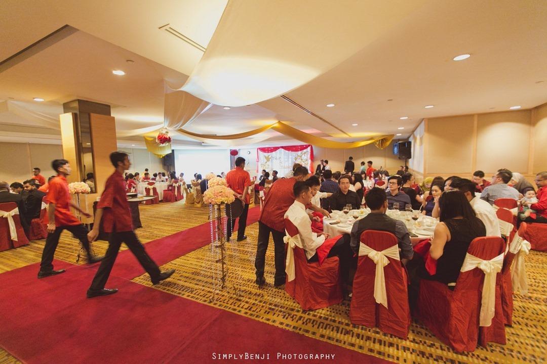 Wedding Reception at Concorde Hotel Kuala Lumpur _00012