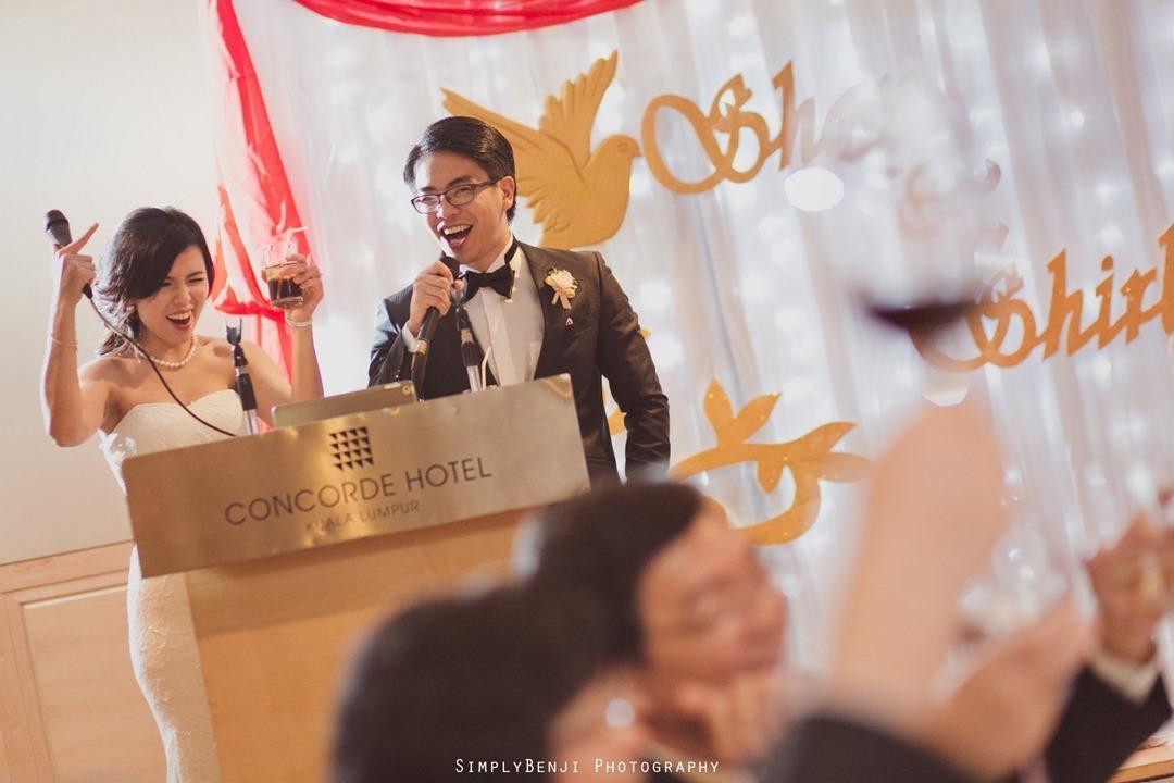 Wedding Reception at Concorde Hotel Kuala Lumpur _00023